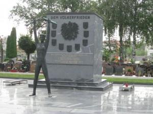 Austrian WW2 Cemetery Ljubljana