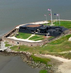 Helicopter Tour of Ft. Sumter