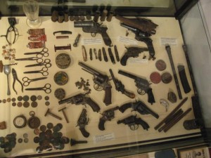 Private WW1 Museum Slovenia
