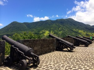 Brimstone Hill Fortress-St. Kitts (West Indies)
