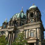 Berliner Dom- Sight of Goring's Wedding