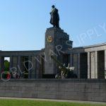 Soviet War Memorial In Tiergarten