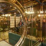 The Golden Elevator