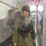 Mock up of German Paratrooper