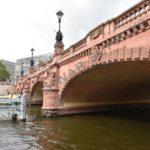 Moltke Bridge Battle Damage