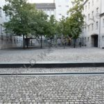 Courtyard where Claus von Stauffenberg and the July 20th conspirators were shot