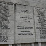 Site of Berlin Olympics