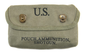 US WW2 Shotgun pouch