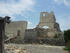 Abandoned Medevil Fortress