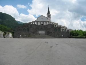 Italian Ossuary Kobarid Slovenia