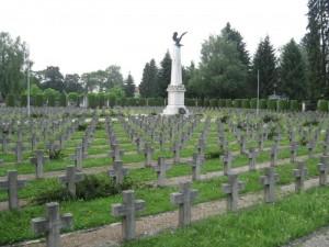 Italian WW2 Cemetery Ljubljana